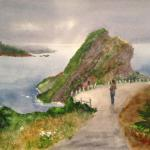 Headland Stroll image 14 x 18      [sold]